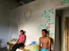 Stavba a rekonštrukcia domov pre chudobné rodiny 6