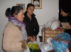 Misia sestier satmárok SMVS v Albánsku