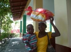 Haiti centrum výživy Cité Soleil 2018, fotka 1