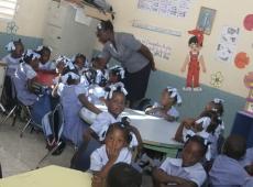 Haiti Cité Soleil materská škola 2018, fotka 13