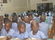 Haiti Cité Soleil materská škola 2018, fotka 14