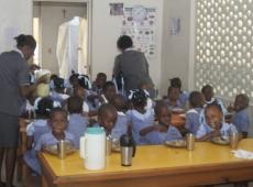 Haiti Cité Soleil materská škola 2018, fotka 15