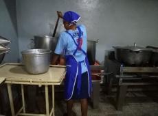 Haiti škola Jána Pavla II. 2018, fotka 20