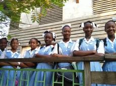 Haiti škola Jána Pavla II. 2018, fotka 18