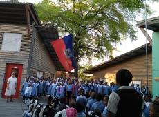 Haiti škola Jána Pavla II. 2018, fotka 19