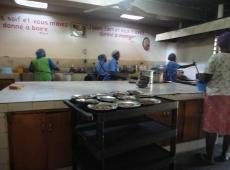 Haiti škola sv Lujzy Cité Soleil 2018, fotka 24