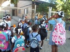 Kúpa ruksakov pre deti do školy