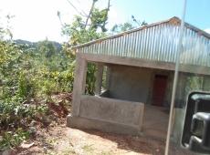 Moulines - oprava domu a strechy