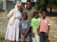 Moulines - podpora chudobnej rodiny
