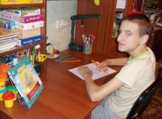 """Projekt """"Moje dieťa"""" v Karitas v Omsku"""