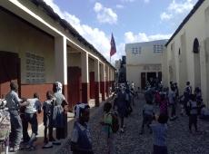 Tiburon - škola